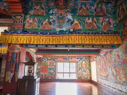 Monastery Retreat