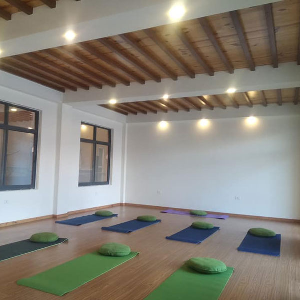 Kanchan Yoga Training & Retreat Center